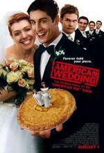 Amerikan Pastası Düğün (2003) afişi