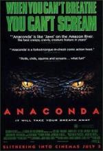 Anaconda (1997) afişi