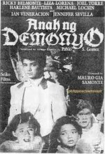 Anak Ng Demonyo (1989) afişi