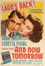 And Now Tomorrow (1944) afişi