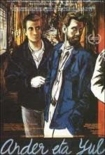 Ander Eta Yul (1989) afişi
