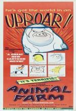 Hayvan Çiftliği (1954) afişi