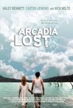 Arcadia Lost (2010) afişi