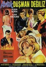 Artık Düşman Değiliz (1965) afişi