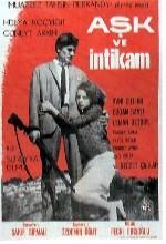 Aşk ve İntikam (1965) afişi