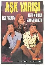 Aşk Yarışı (1969) afişi