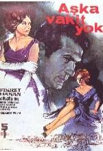 Aşka Vakit Yok (1963) afişi
