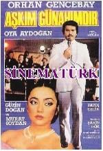 Aşkım Günahımdır (1984) afişi