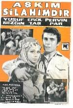 Aşkım Silahımdır (1965) afişi