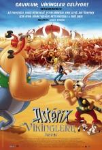 Asterix Vikinglere Karşı (2007) afişi