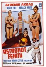 Astronot Fehmi (1978) afişi