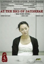At The End Of Daybreak (2009) afişi