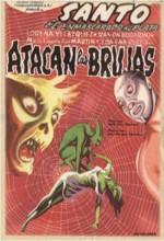 Atacan Las Brujas (1968) afişi