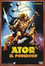 Ator L'invincibile (1982) afişi