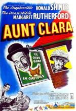 Aunt Clara (1954) afişi