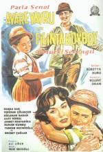 Avare Yavru Filinta Kovboy (1964) afişi