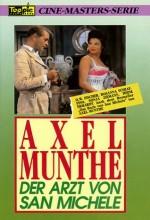 Axel Munthe - Der Arzt Von San Michele (1962) afişi