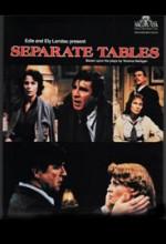 Ayrı Masalar (1983) afişi
