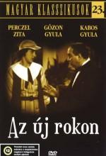 Az új Rokon (1934) afişi