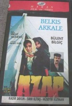 Azap (1987) afişi
