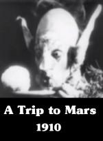A Trip To Mars (1910) afişi