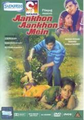 Aankhon Aankhon Mein (1972) afişi
