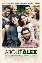 Alex Hakkında (2014) afişi