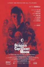 Across the Crescent Moon (2017) afişi