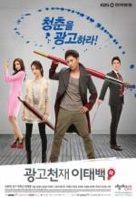 Advertising Genius Lee Tae-Baek (2013) afişi