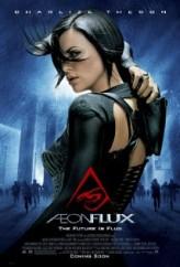 Aeon Flux: Gelecek Flux'ta (2005) afişi