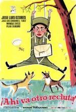 ¡ahí Va Otro Recluta! (1960) afişi