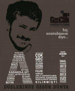 Ali: Düşlerinde Özgür Dünya (2014) afişi