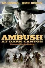 Ambush at Dark Canyon (2012) afişi