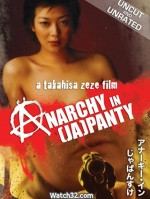 Anarchy in Japan-Suke (1999) afişi