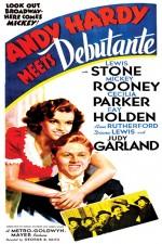 Andy Hardy Meets Debutante (1940) afişi