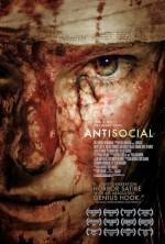 Antisosyal (2013) afişi