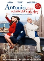 Antonio, ihm Schmeckt's Nicht! (2016) afişi