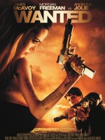 Wanted (2008) afişi