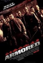 Armored (2009) afişi