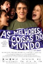 As Melhores Coisas do Mundo (2010) afişi