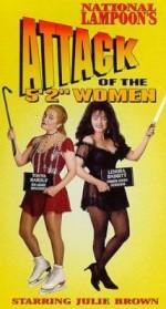 Attack of the 5 Ft. 2 Women (1994) afişi