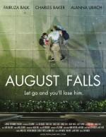 August Falls (2017) afişi