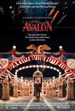 Avalon (1990) afişi
