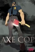 Axe Cop (2013) afişi