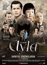 Ayla (2017) afişi