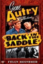 Back In The Saddle (1941) afişi