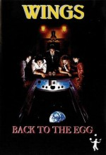 Back To The Egg (1981) afişi