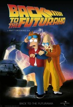 Back To The Future (1991) afişi