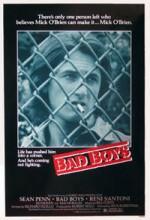 Bad Boys (1983) afişi