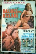 Balıkçının Kızları (1979) afişi